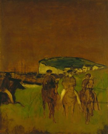Morning Ride | John Hoppner | oil painting