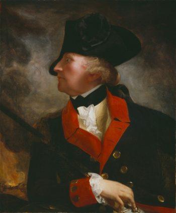 Colonel George Lewis | John Singleton Copley | oil painting