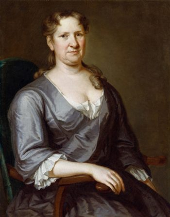 Mrs. John Pitts | Joseph Badger | oil painting