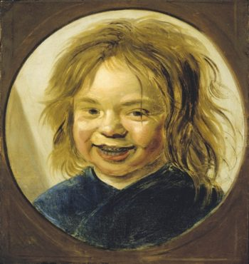 Laughing Boy | Joseph Wright | oil painting