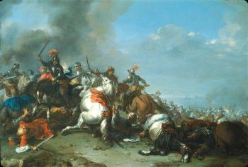 Cavalry | Jusepe de Ribera | oil painting