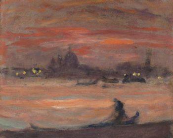 Venice | James Wilson Morrice | oil painting