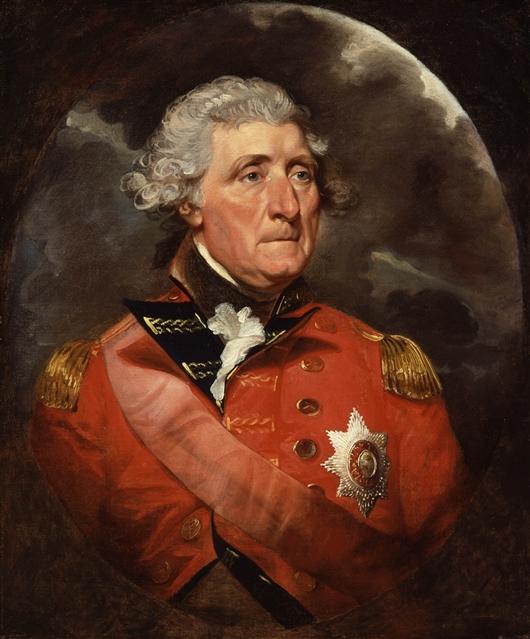 Sir George Augustus Elliott