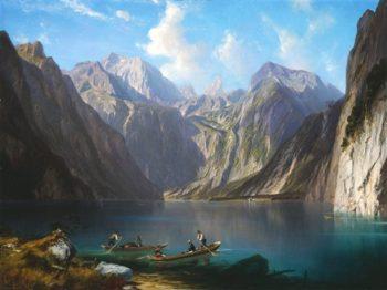 Konigsee | Maurice Denis | oil painting