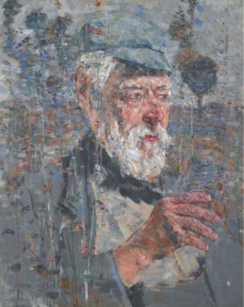 Man with Tobacco Pouch 1903 | John Quinton Pringle | oil painting