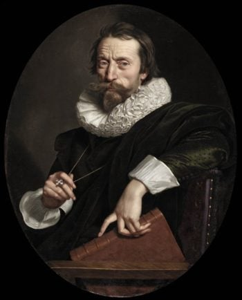 A Man | Pieter van der Werff | oil painting