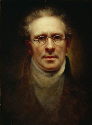 Self Portrait | Rembrandt Peale | oil painting