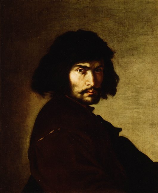 Self Portrait | Salvator Rosa | oil painting