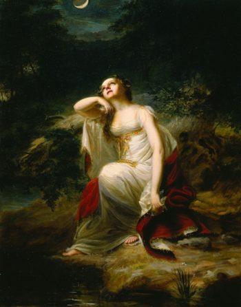 Despair | Samuel Lovett Waldo | oil painting