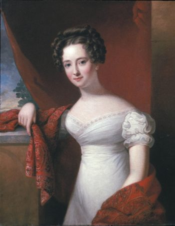 Isabella Hodgkiss Norvell | Thomas Cole | oil painting