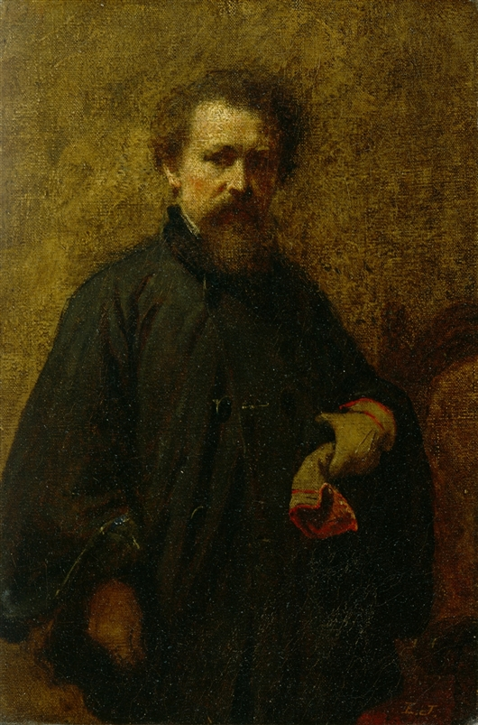 Self Portrait | Winslow Homer | oil painting