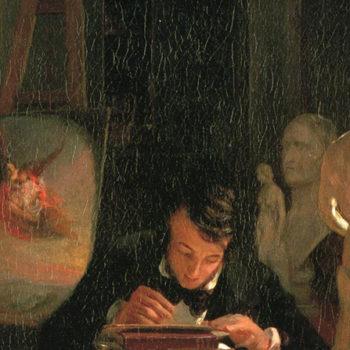 Frankenstein, John Peter