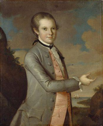 Thomas Chamberlaine | John Hesselius | oil painting