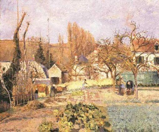 Kitchen Garden at the Hermitage