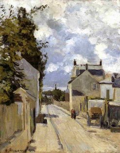 The street of Hermitage