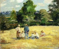 Resting Harvesters