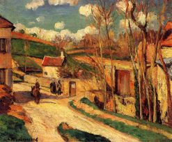 Crossroads at l'Hermitage
