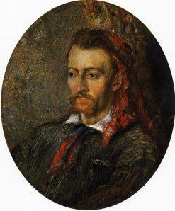 Portrait of Eugene Murer 1878 | Camille Pissarro | oil painting