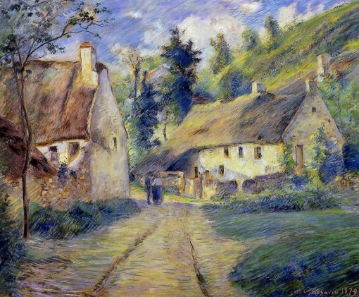 Cottages at Auvers