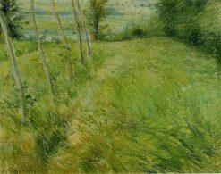 Landscape at Pontoise 1882 | Camille Pissarro | oil painting