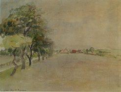 Eragny 1890 | Camille Pissarro | oil painting