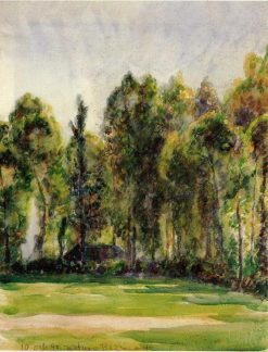 Landscape 1890 | Camille Pissarro | oil painting