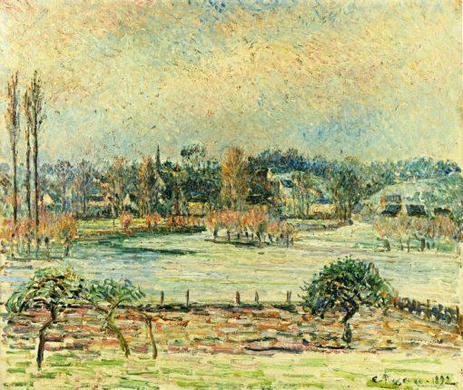View of Bazincourt