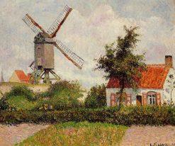 Windmill at Knokke