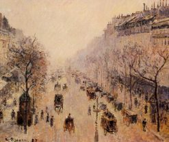 Boulevard Montmartre Morning