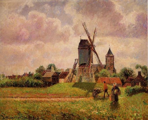 The Knocke Windmill