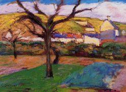 Landscape | Camille Pissarro | oil painting