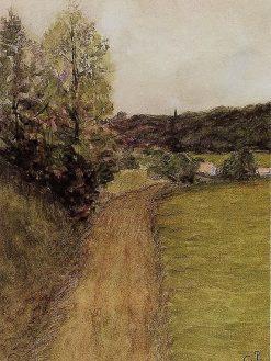 Landscape 2 | Camille Pissarro | oil painting