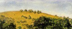 Landscape 3 | Camille Pissarro | oil painting