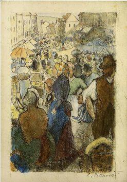 Market at Gisors