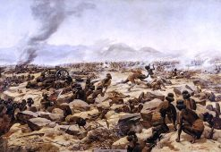 The Battle of Tamai