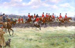 The First House of Commons Steeplechase