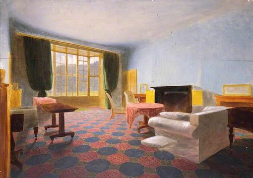 An Interior | James Giles | oil painting