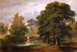 Castle Fraser | James Giles | oil painting