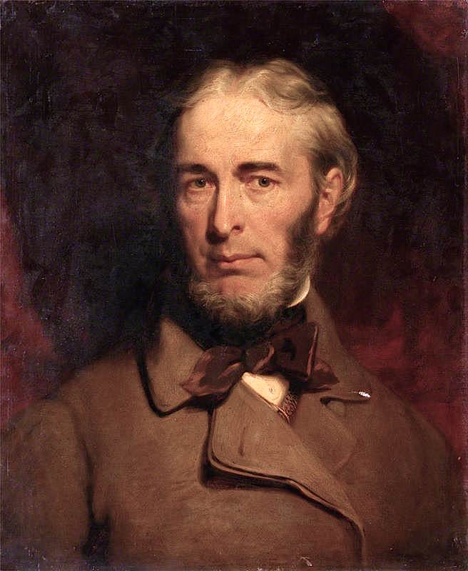 Self Portrait   James Giles   oil painting