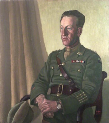 Captain Albert Jacka