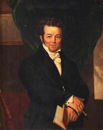 Thomas Cooke | Edmund Ward Gill | oil painting