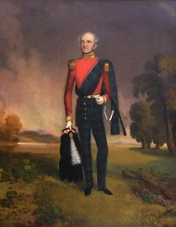 Sir Duncan Macgregor | William Ward Gillard | oil painting