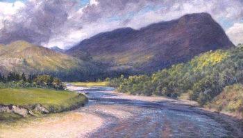 Near Loch Garbaigh