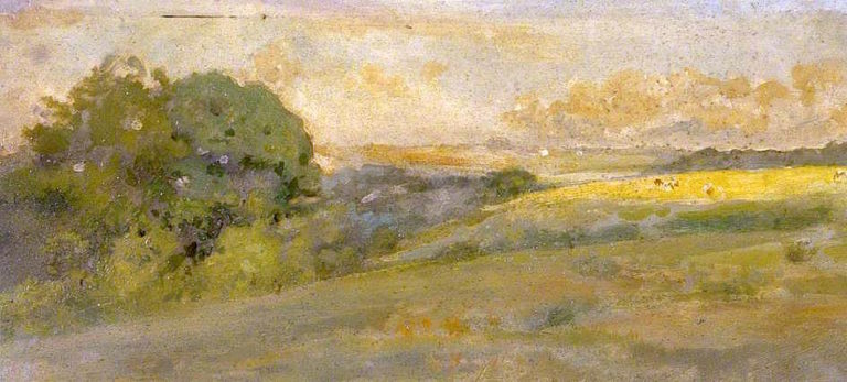 Landscape at Walberton