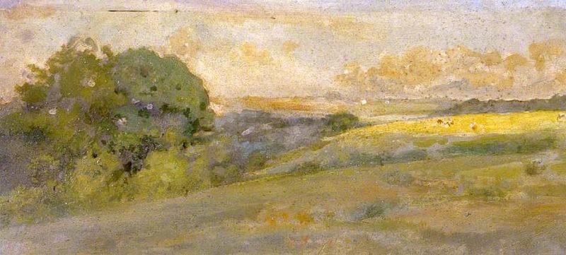 Landscape at Walberton