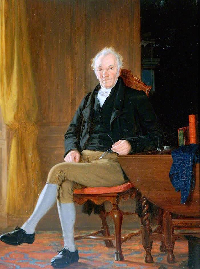 Thomas Bewick | Thomas Sword Good | oil painting