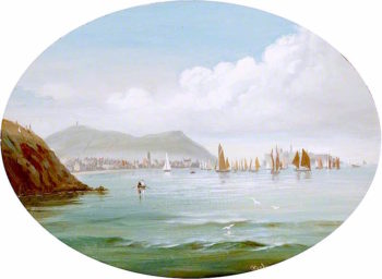 Peel Bay | George Goodwin | oil painting