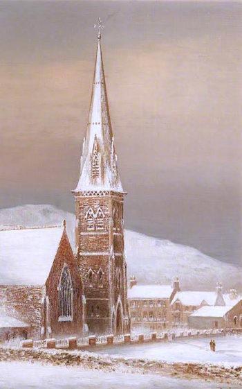 Peel Church
