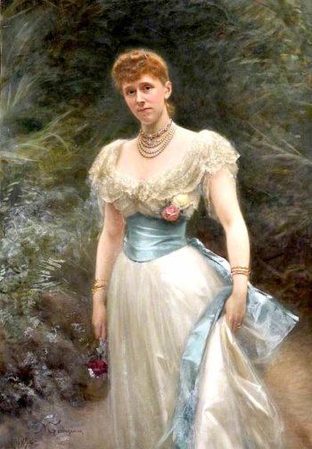 Lady Gertrude Lucia Egerton