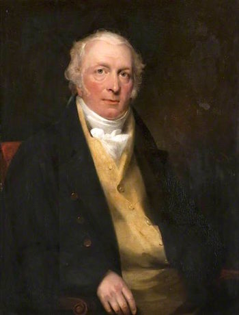 Alexander Dunlop of Keppoch | Sir John Watson Gordon | oil painting